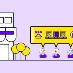 Infografía Datup proceso de buenas prácticas en la cadena de suministro