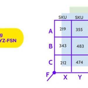 Rankings ABC-XYZ-FSN en la Cadena de Suministro
