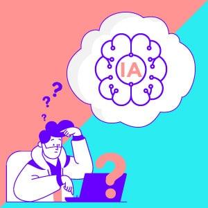 Ilustración Aclaraciones sobre Inteligencia Artificial