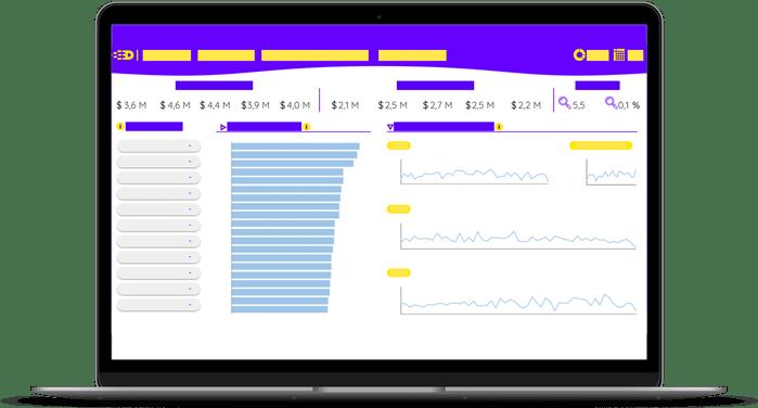 Pantalla Plataforma Datos Exógenos en la Cadena de Suministro Datup