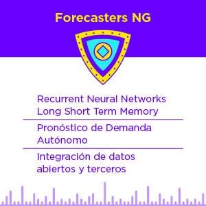 Perfil Forescaster NG en el Pronóstico de la Cadena de Suministro