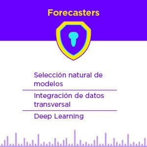 Perfil Forescaster en el Pronóstico de la Cadena de Suministro
