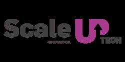 Logotipo Scale Up Tech Endevor aliado estratégico Datup